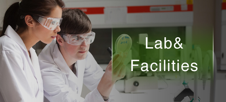 Lab & Facilities